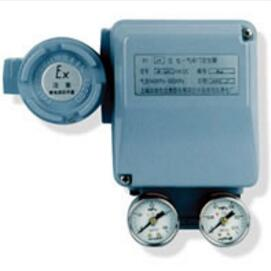 8203 electric-pneumatic valve positioner made by Shanghai Automation Instrumentation Co., Ltd.