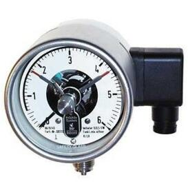 YXC-100 Electric Contact Pressure Gauge
