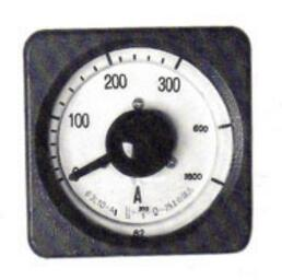 63L10-A wide angle AC Ammeter produced by Shanghai ZiYi Marine Instrument Co, Ltd