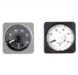 63C11-A Wide angle DC Ammeter produced by Shanghai ZiYi Marine Instrument Co, Ltd