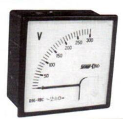 Q72-RBC AC voltmeter and ammeter produced by Shanghai ZiYi Marine Instrument Co, Ltd - 副本