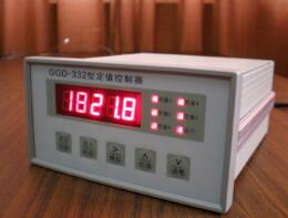 GGD-332 fixed-value controller produced by Shanghai East China Electronic Instrument Factory