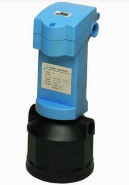 Non-contact ultrasonic level switch