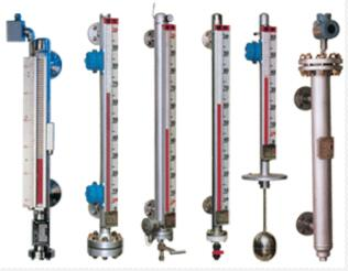 UHZ series float level meter